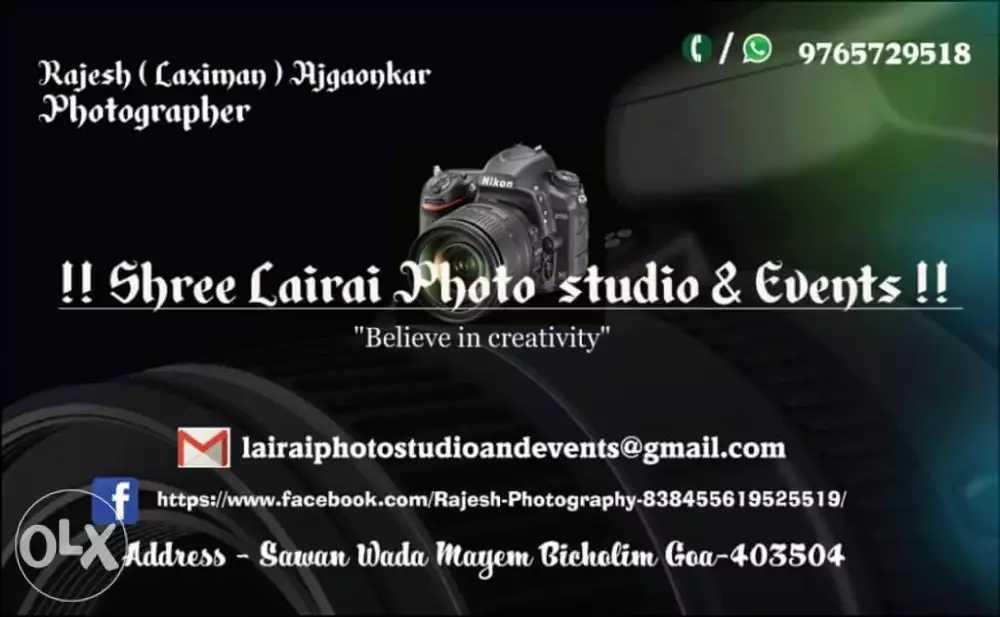Shree Lairai  Photo Studio & Events
