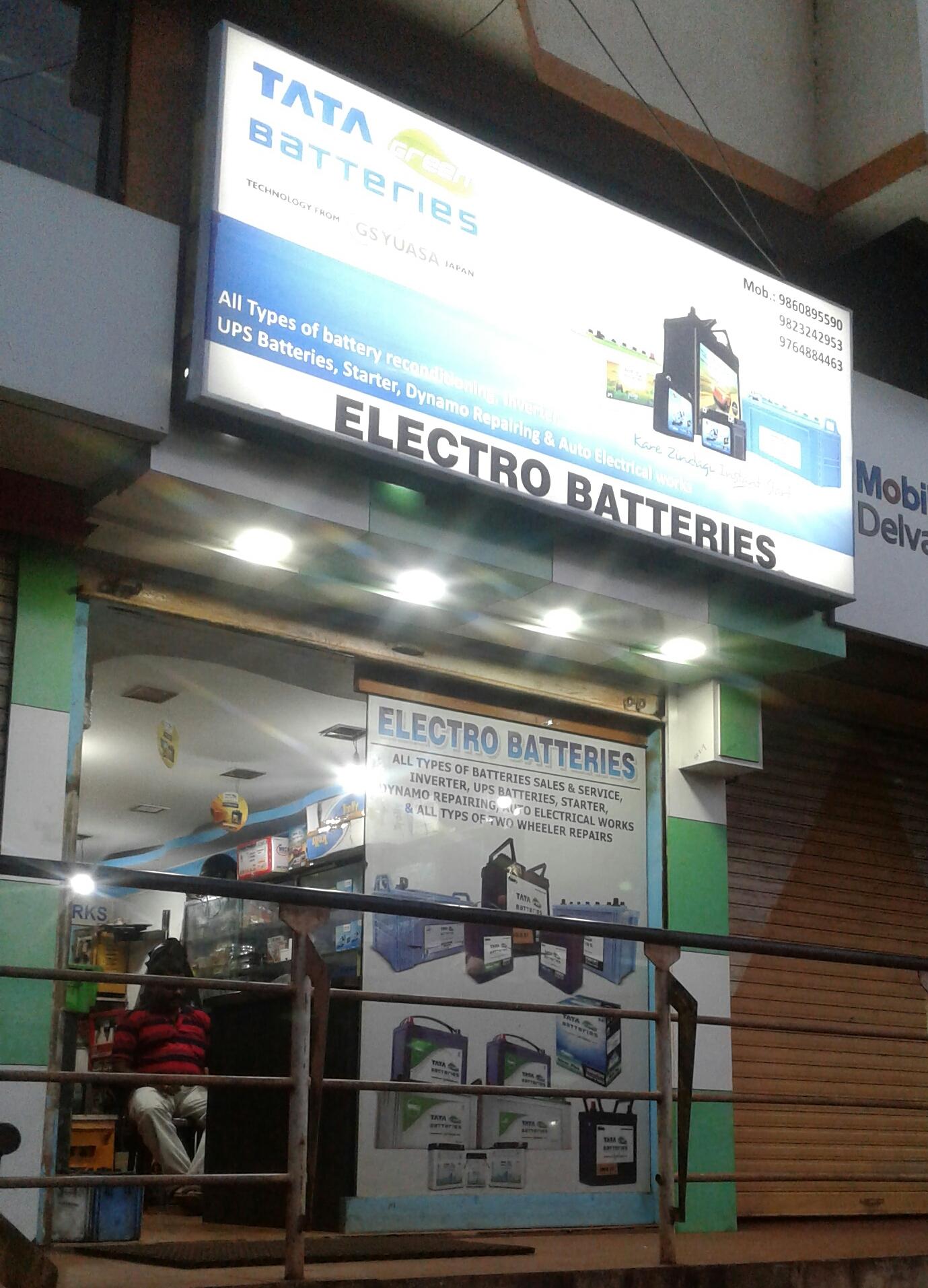 Electro batteries