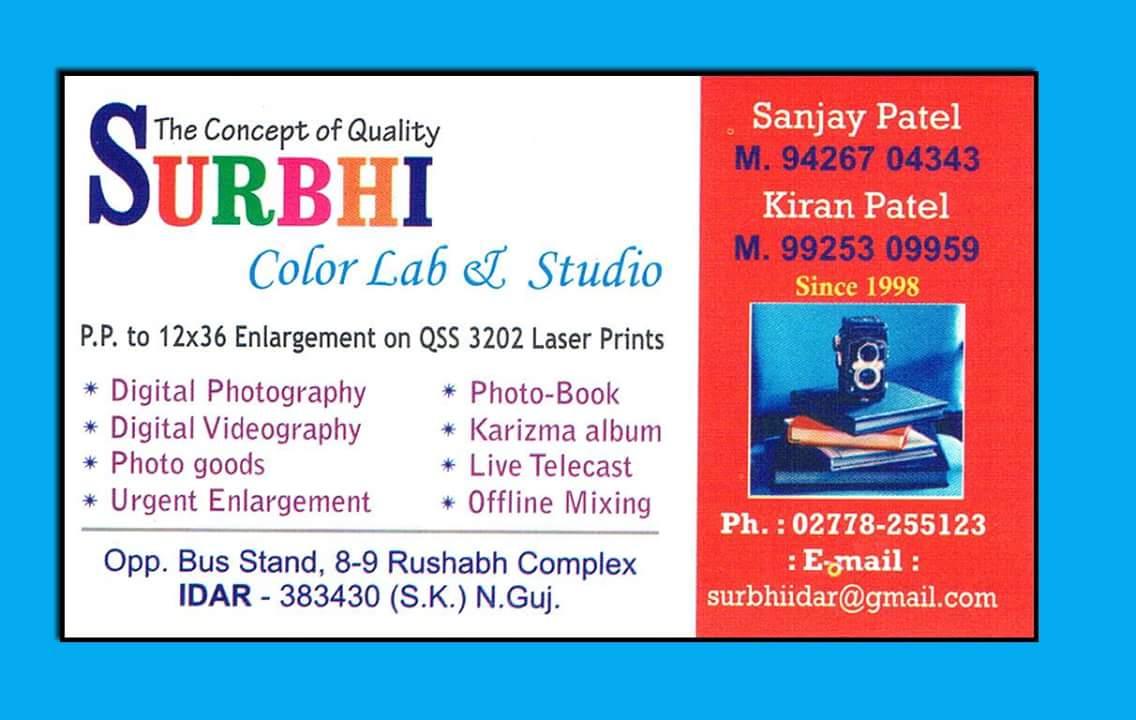 Surbhi Studio & Colour lab
