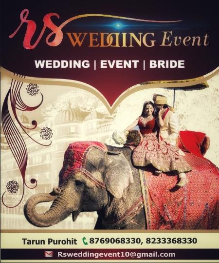 RS WEDDING EVENT