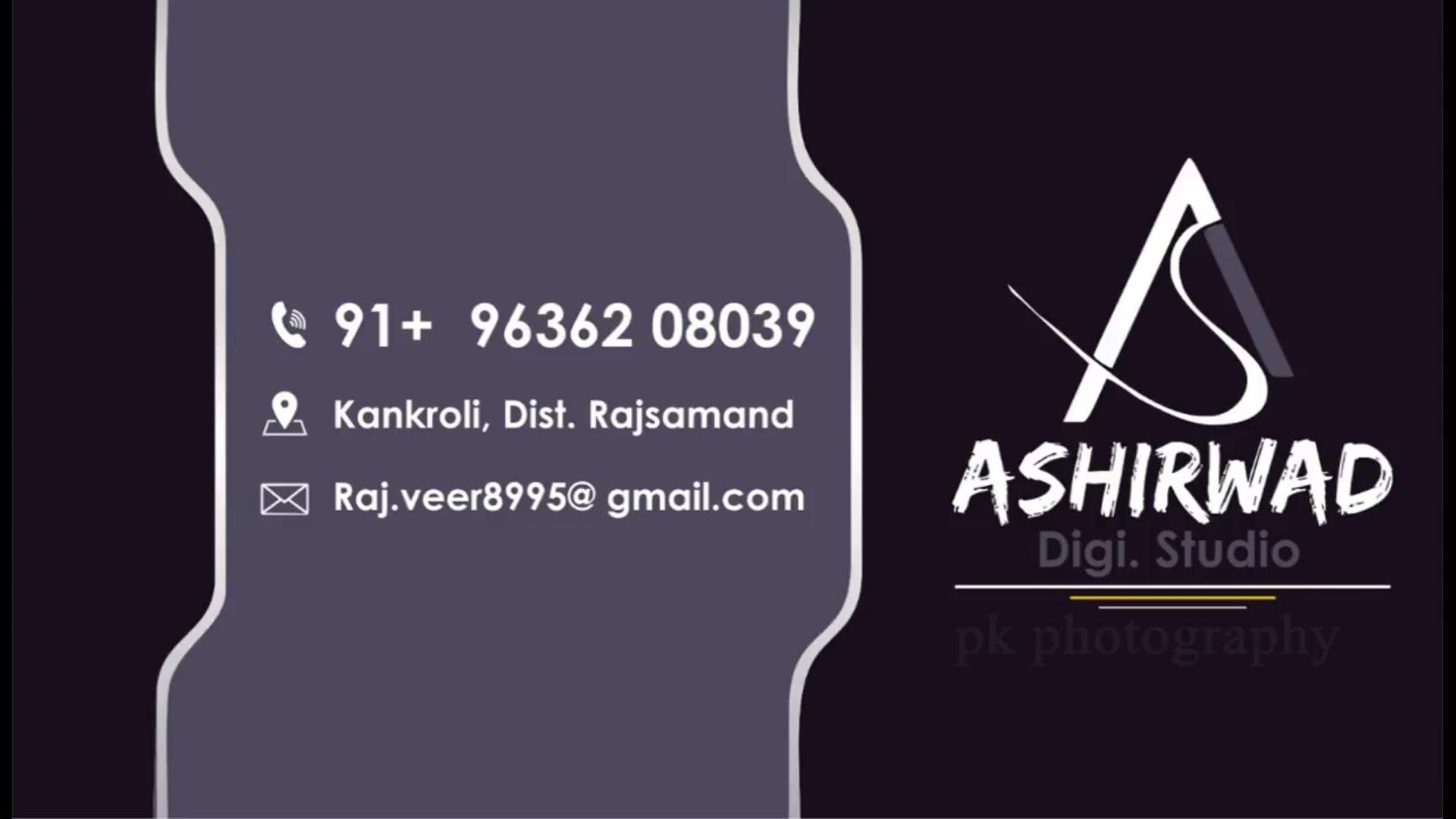 Ashirwad Digi studio
