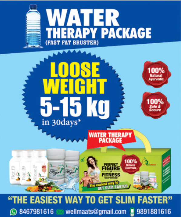 Water Therapy Package