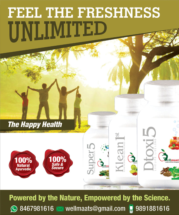 Health Booster Packages