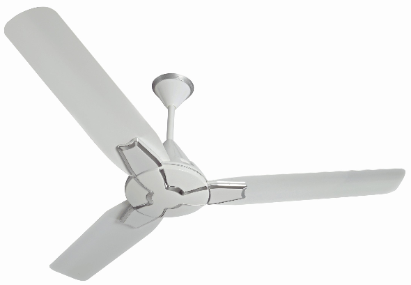 White Color Wall Decorative Ceiling Fans  BLDC Technology