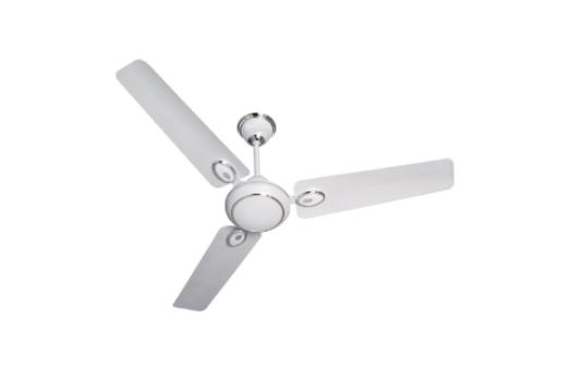 White Wall Regulator BLDC Ceiling Fan