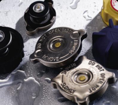 Fuel & Radiator Caps