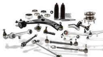 Steering & Suspension Parts.