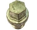 Engine Nut Green