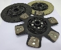 Clutch Disc with Cer ...